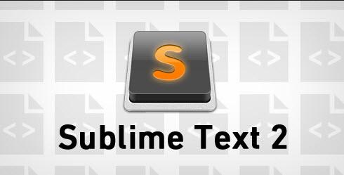 Sublime Text 01