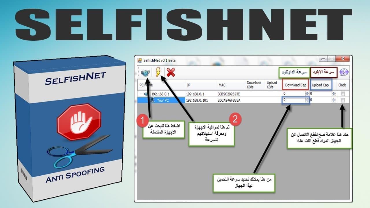 Selfishnet 01