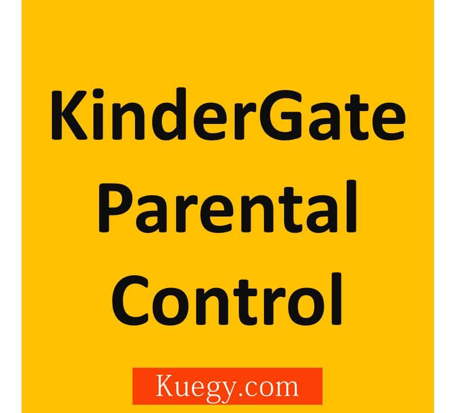 KinderGate Parental Contro