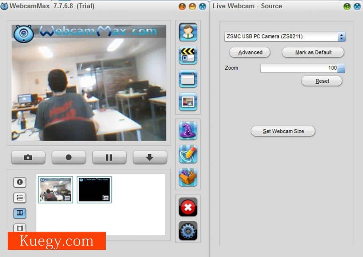 تحميل برنامج كاميرا اللاب توب ويندوز 10