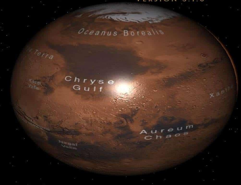 Mars Simulation Project