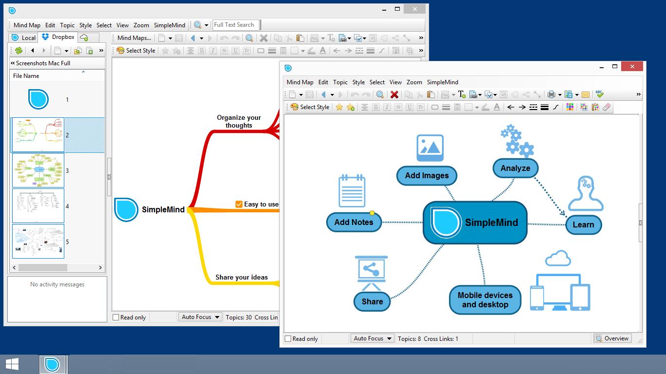 تحميل برنامج simplemind
