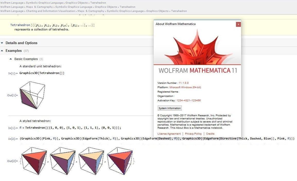 Wolfram Mathematica 01