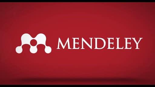 تحميل برنامج mendeley