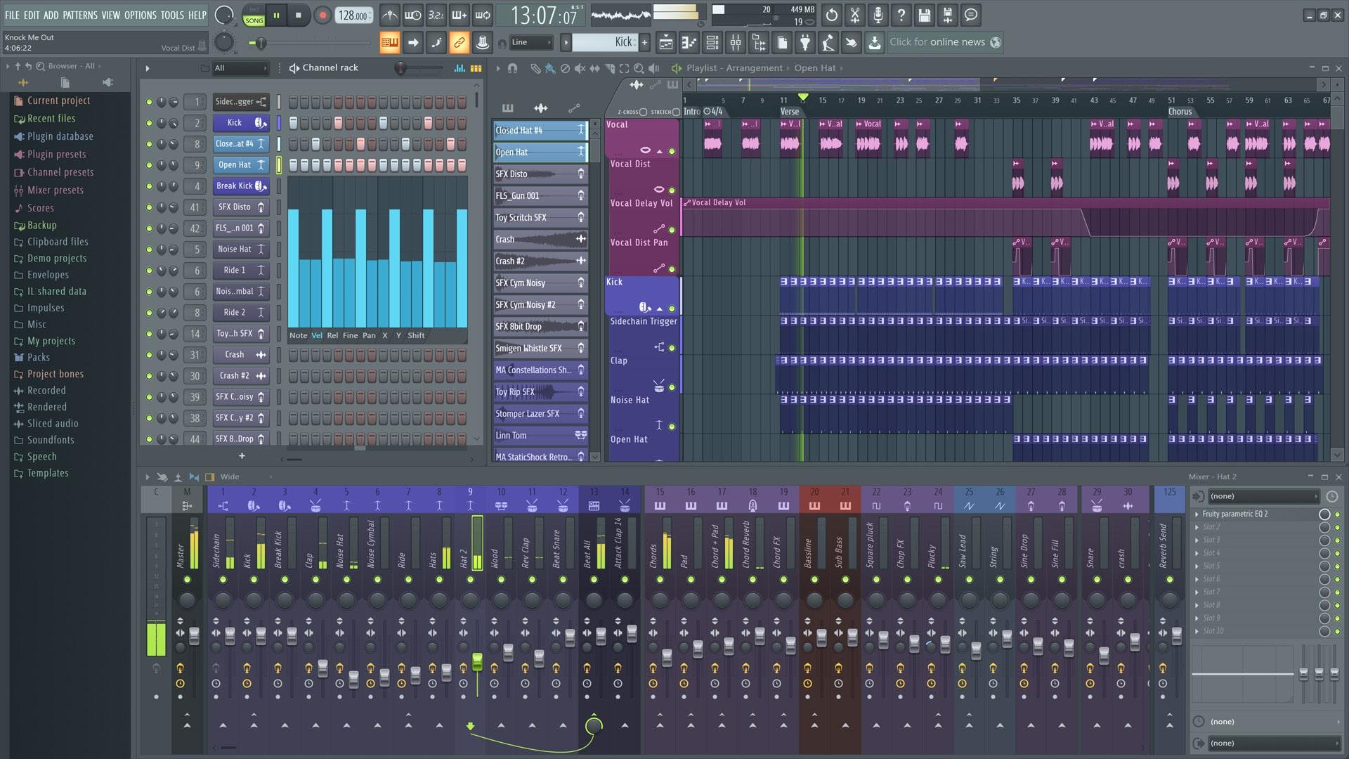 تحميل برنامج FL studio
