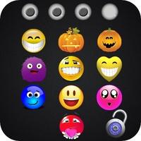 Smiley Screen Unlock icon